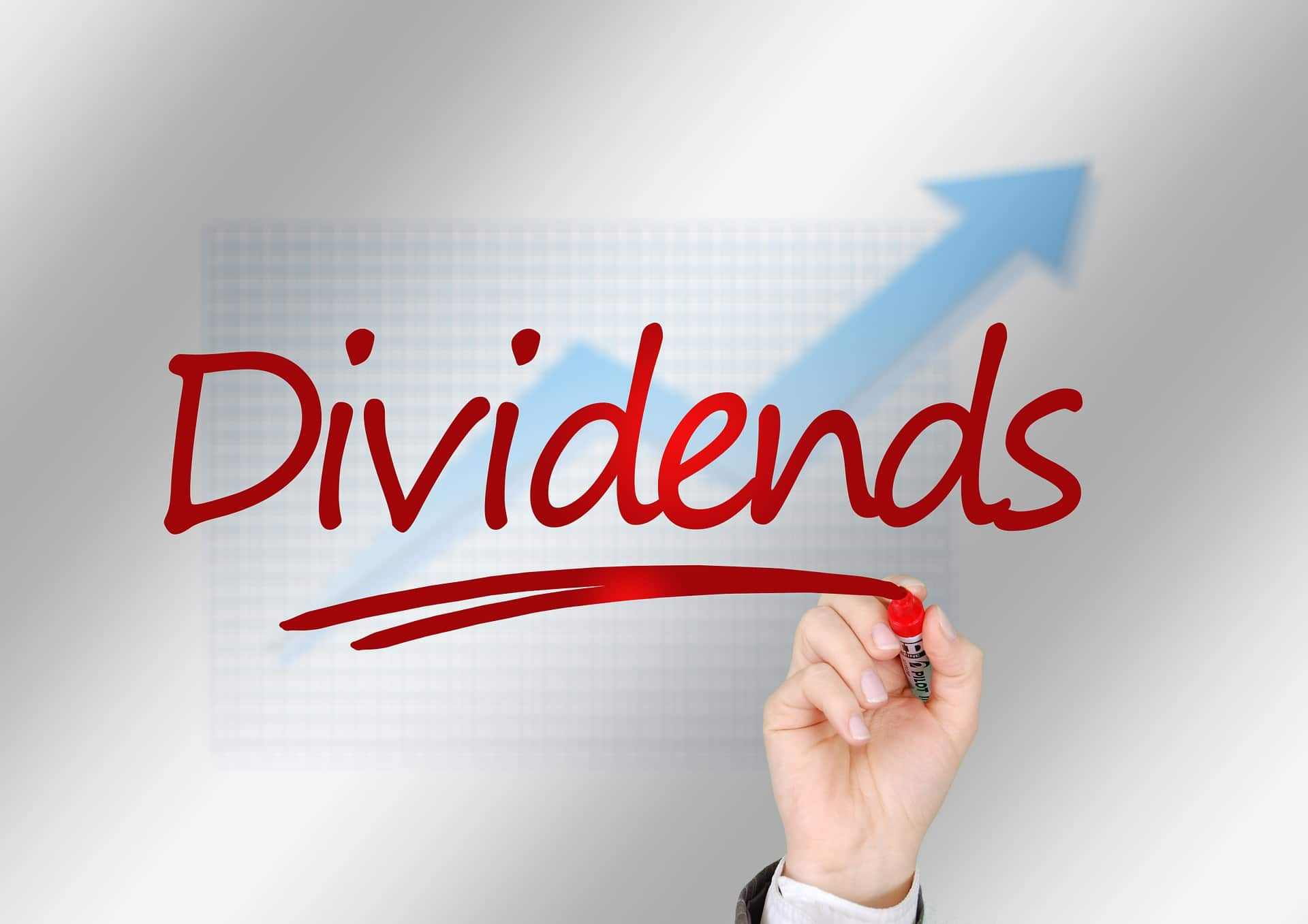 Now dividends join the yield drought